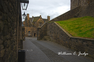 edinburgh castle scotland clan, highland highlands thistle clan, robert the bruce, william judge, wi